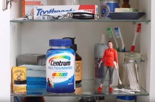 Centrum Canada's Tiny Trainer Aims to Give Us All a Little Encouragement