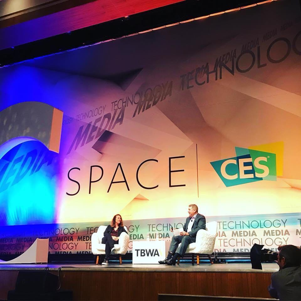 TBWA and Intel's CES 2018 Session: Machine Intelligence meets Human Creativity