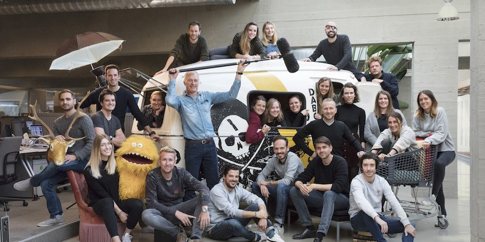27 new recruits step into the TBWA caravan
