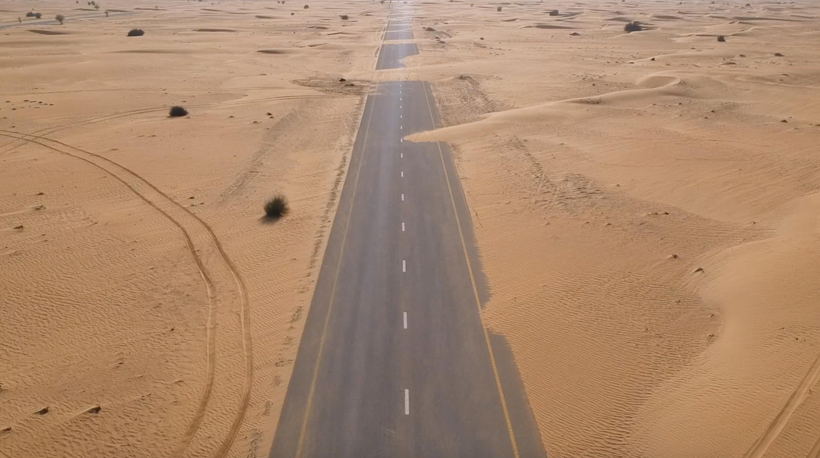 Ode to Empty Roads