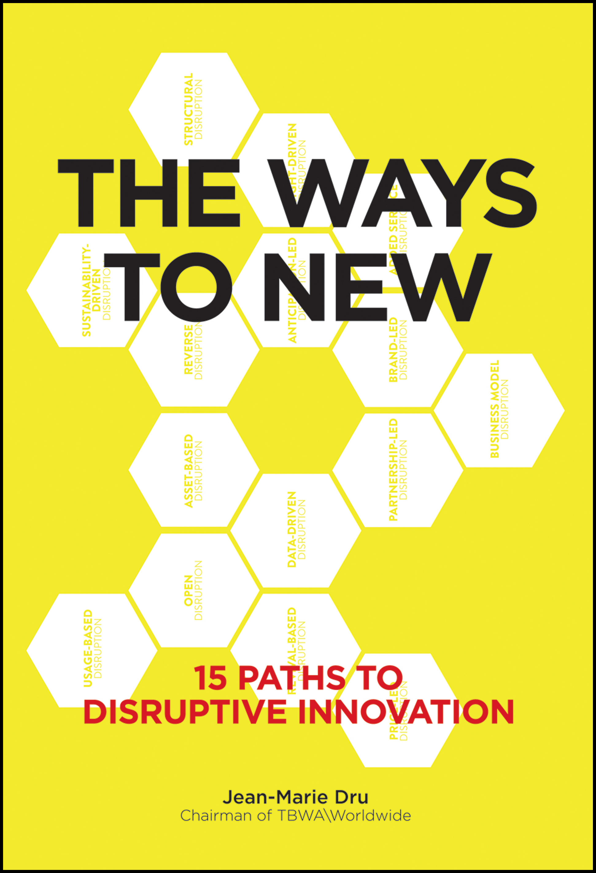 Jean-Marie Dru: The Ways To New