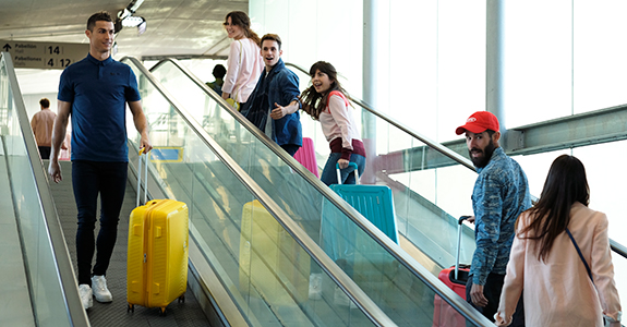 Samsonite to do TV ads for the first time in Brazil