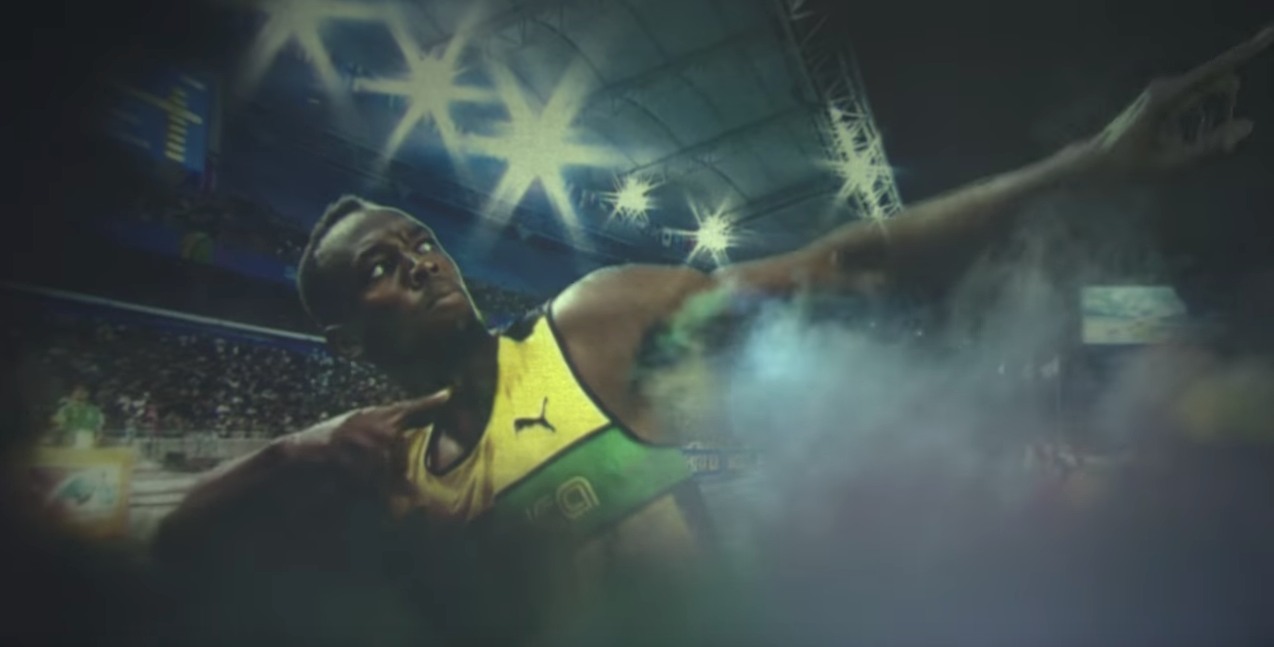 Gatorade Spot Shows the World How Usain Bolt Made History By Defying It