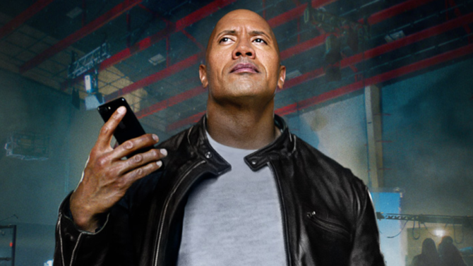 The Rock X Siri Dominate The Day