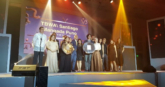 TBWA\Santiago Mangada Puno is Agency of the Year, Seven A.D. earns 4th Independent Agency of the Year honor at 21st AOY Awards
