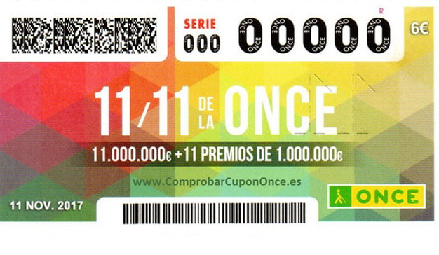 TBWA\Spain signs the 11/11 campaign of the ONCE