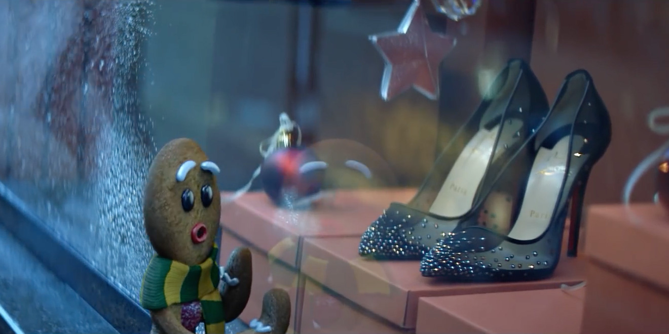 Australian Department Store Tells the Sweet Christmas Tale of an Expat Gingerbread Man