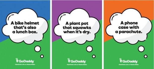 GoDaddy enables the next big ideas