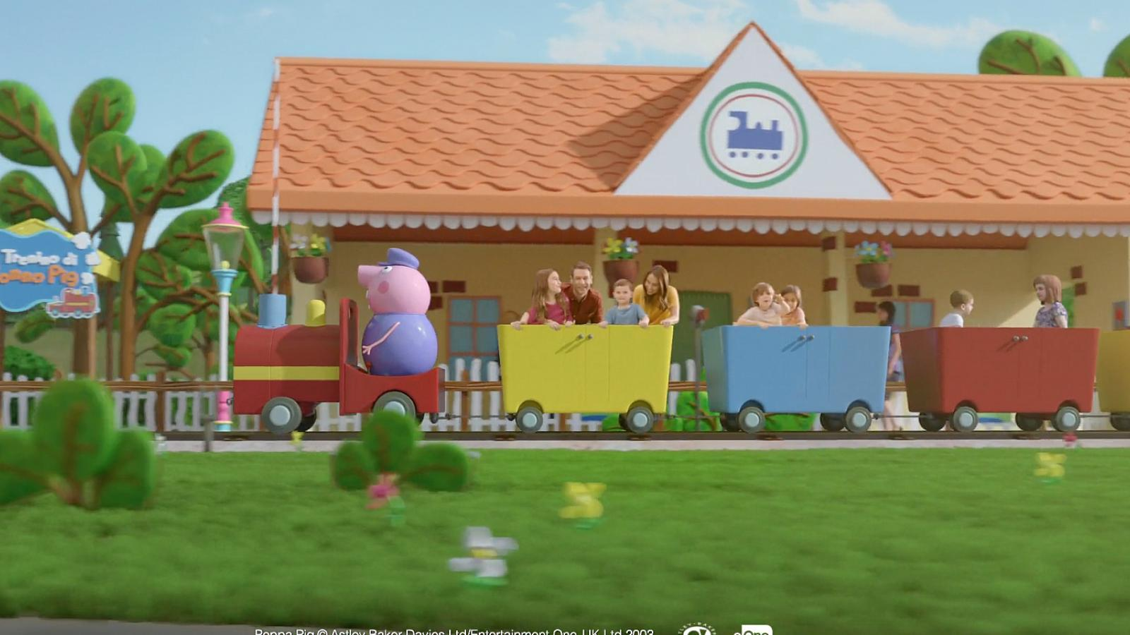 TBWA promotes Peppa Pig's Italian arrival