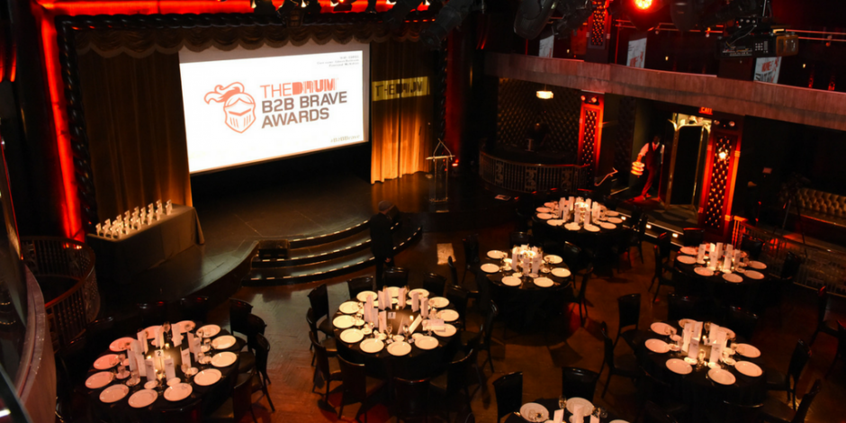 TBWA\Chiat\Day NY and Earnest win big at The Drum's inaugural B2B Brave Awards
