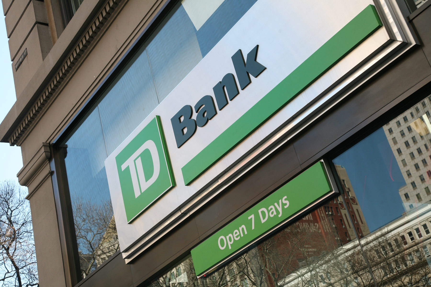 TD Bank Teams Up with TBWA\Chiat\Day