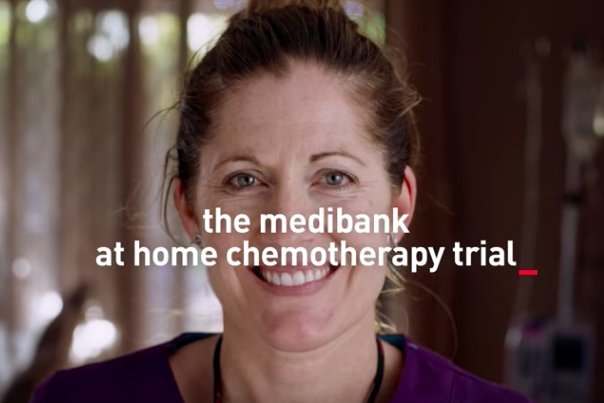 Medibank launches Medibank at Home promoting in house health care