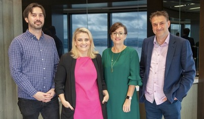 TBWA\New Zealand, PHD and justONE launch game changing model 'The Engine' for client ANZ