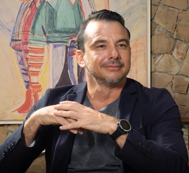 Adtalks with Felipe Luchi, partner and CCO of Lew'Lara\TBWA