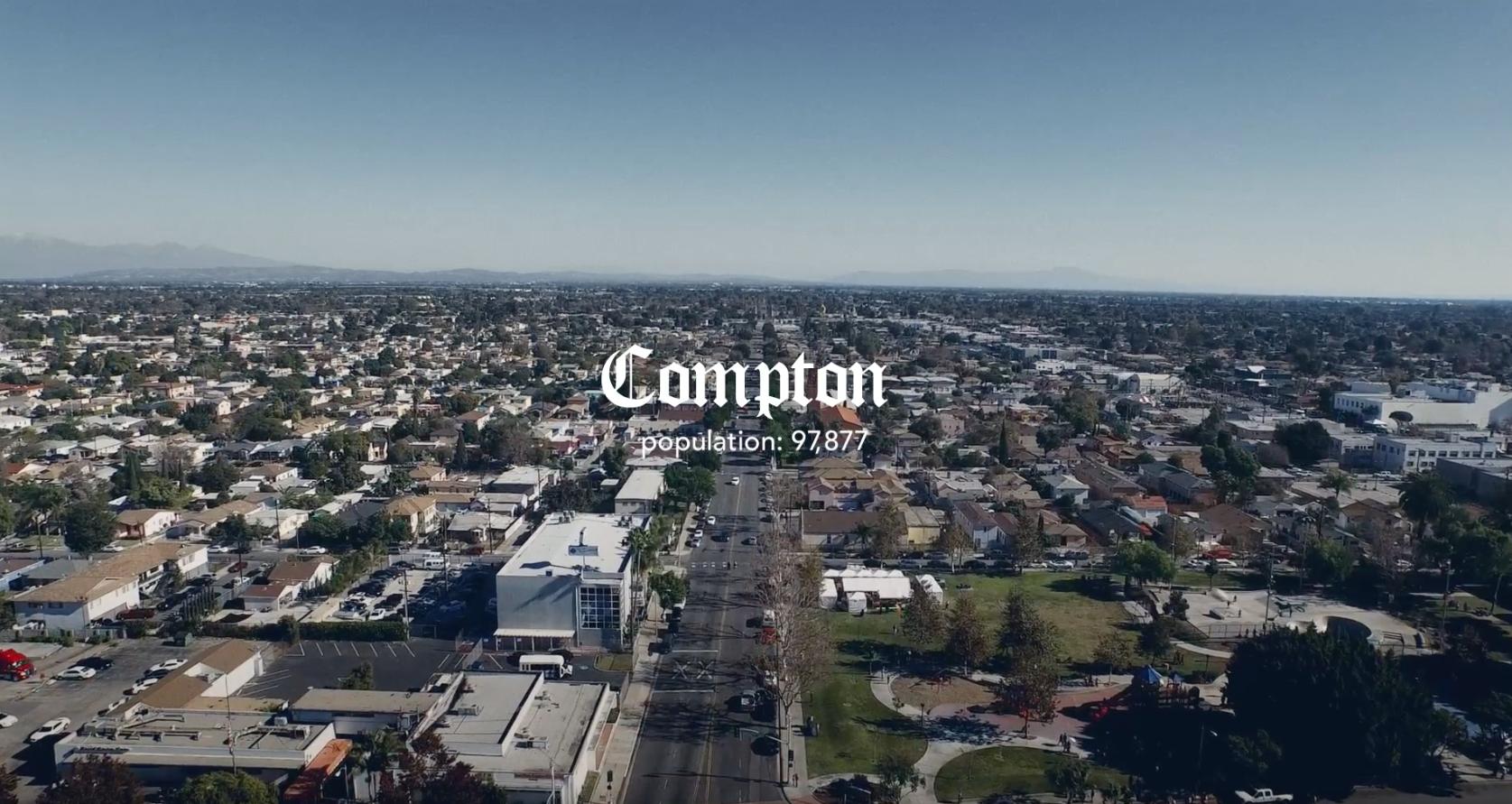 Compton ft. Kendrick Lamar