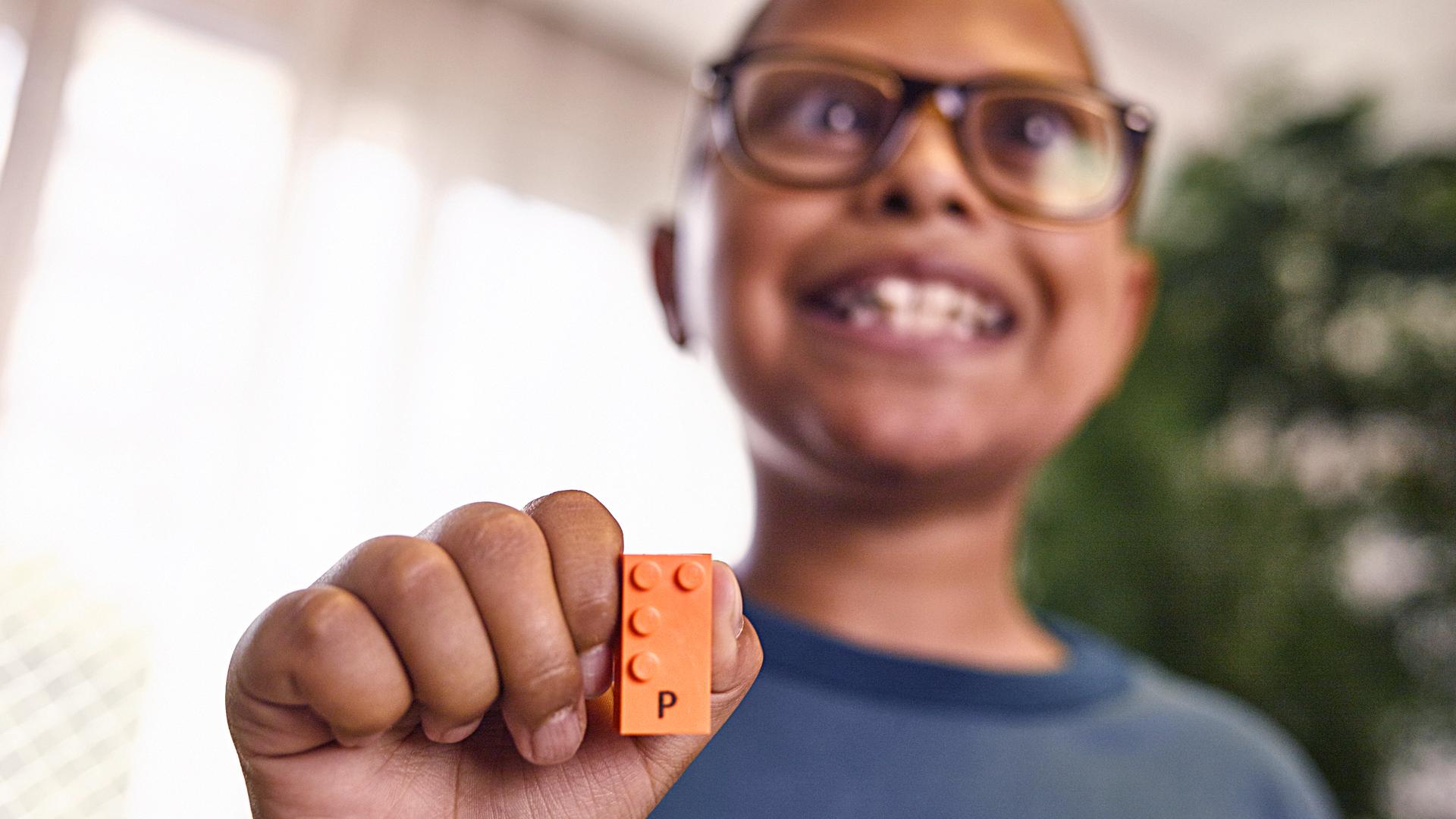 Braille Bricks for All