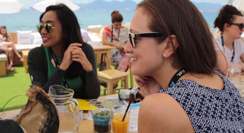 """Cannes Lions Festival announce their """"See It Be It"""" attendees"""