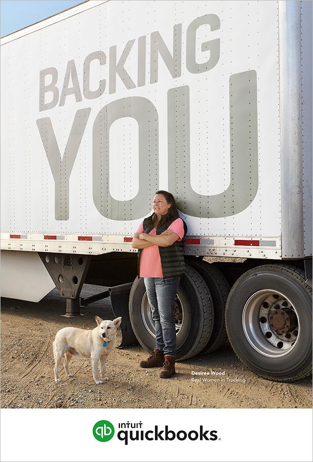 Backing You