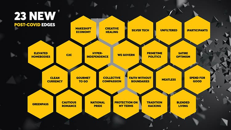 Insight: TBWA's 23 New Edges of Asia Report – identifying emerging trends likely to influence future culture