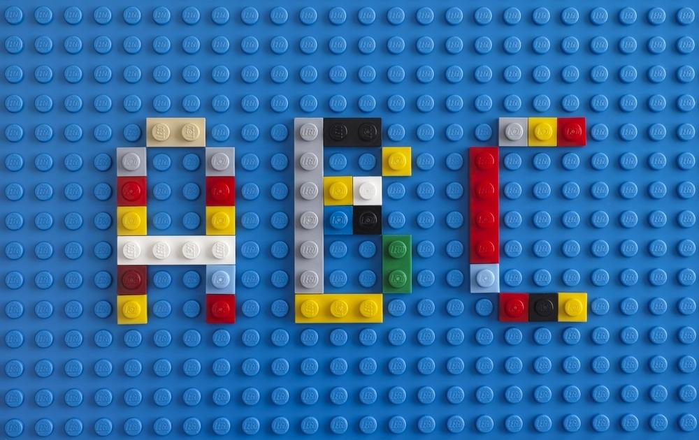 Lego uses Lew'Lara / TBWA's idea to literate the visually impaired