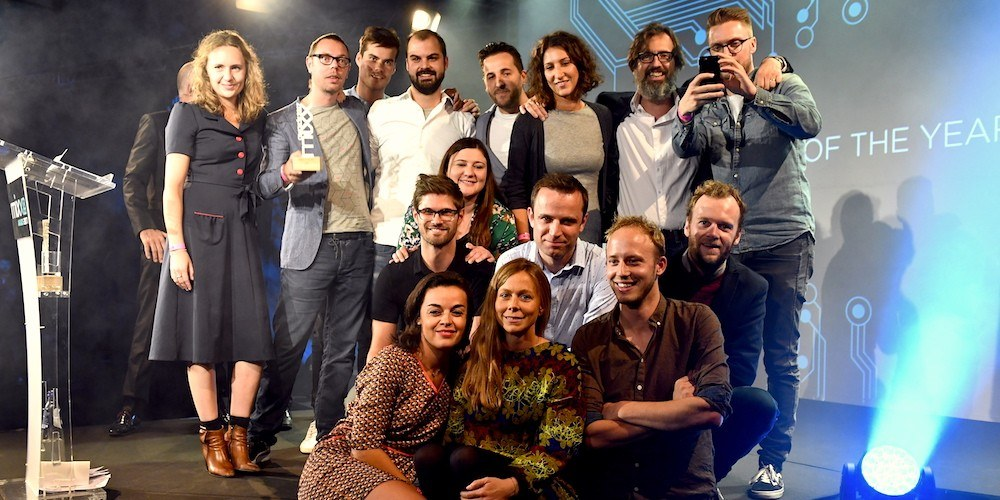 TBWA and Telenet honored at MIXX Awards 2017