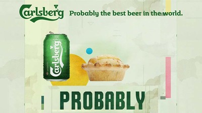 Carlsberg creates probably the best pie in the world in latest campaign via TBWA\Auckland