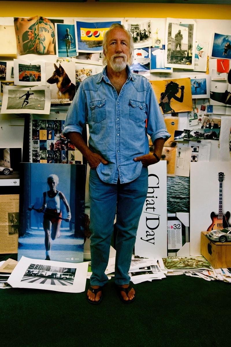 TBWA\Media Arts Lab Chairman Lee Clow Retires