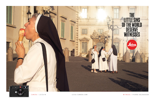 Leica Asserts That 'the World Needs Witnesses' in First Brand Campaign in a Decade