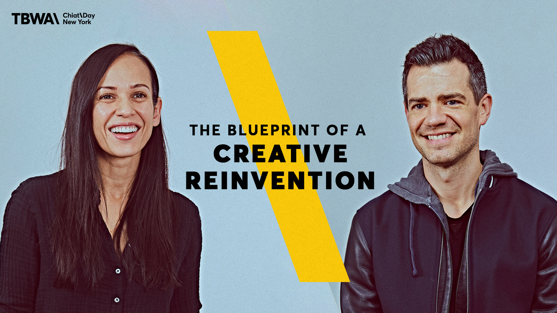 TBWA\Chiat\Day New York Present The Blueprint Of A Creative Reinvention