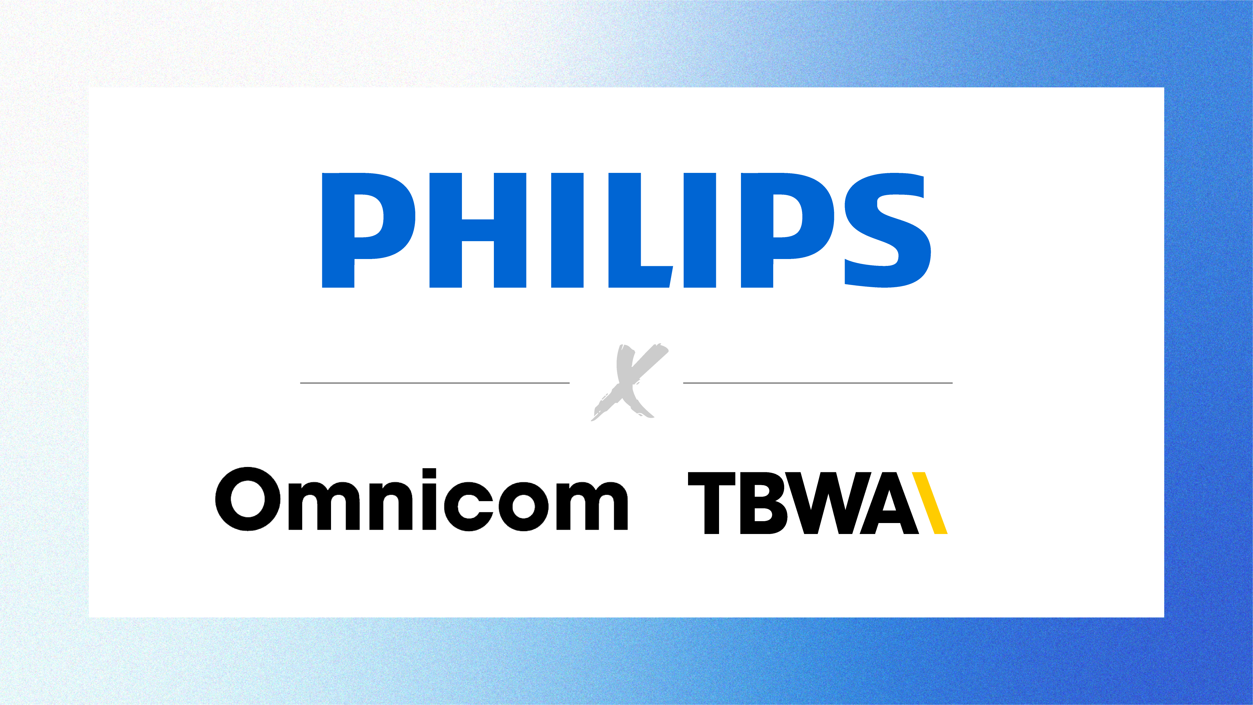 Philips Names Omnicom Group as Global Integrated Agency Partner