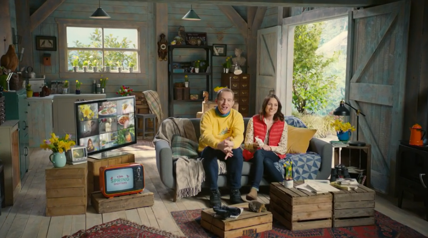 """Lidl """"Spring spotters"""" by TBWA\London"""