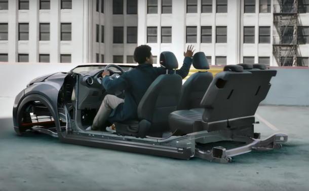 NISSAN WORKED BACKWARDS TO CREATE THE FIRST AD FOR NEW KICKS CROSSOVER