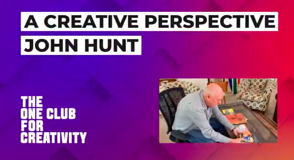 A Creative Perspective | John Hunt