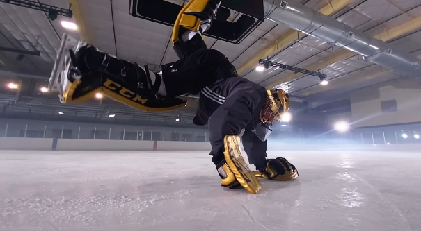 iPhone Gets Plenty of Ice Time in Apple's Latest NHL Spot