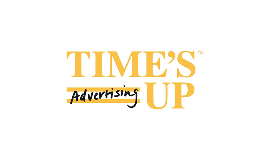 180 Female Agency Leaders Launch 'Time's Up Advertising' to Address the Industry's #MeToo Problem