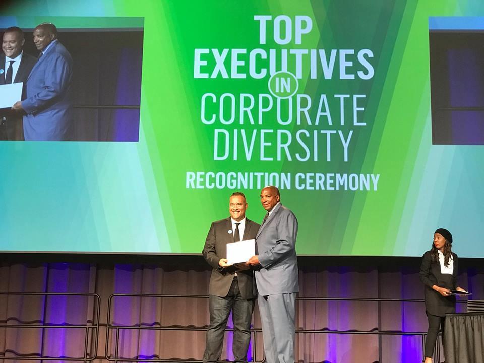 Top Corporate Diversity Executives 2018