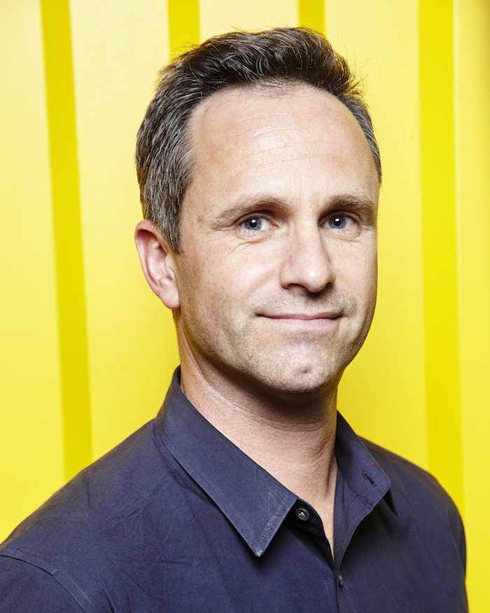 Chris Garbutt promoted to TBWA's Global Chief Creative Officer