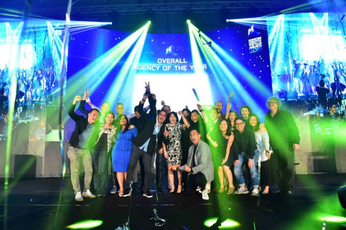 TBWA\Group Singapore Wins Second Consecutive Overall Agency of the Year