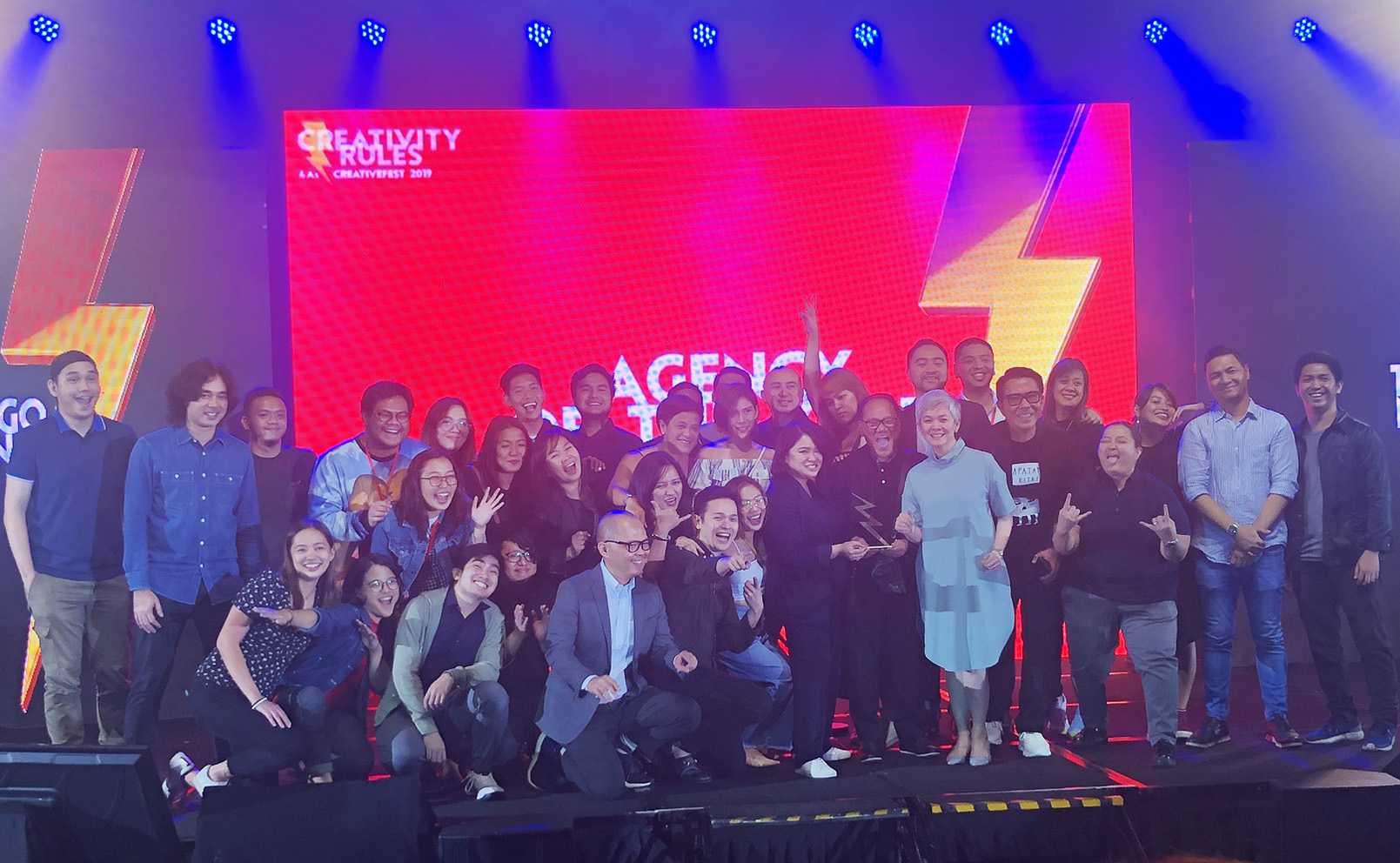 TBWA\Santiago Mangada Puno Named Agency of the Year at 2019 Philippines' Kidlat Awards