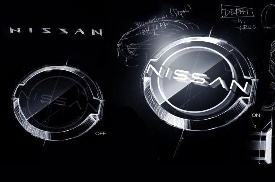 See How Nissan Updated Its Logo for the First Time in 20 Years