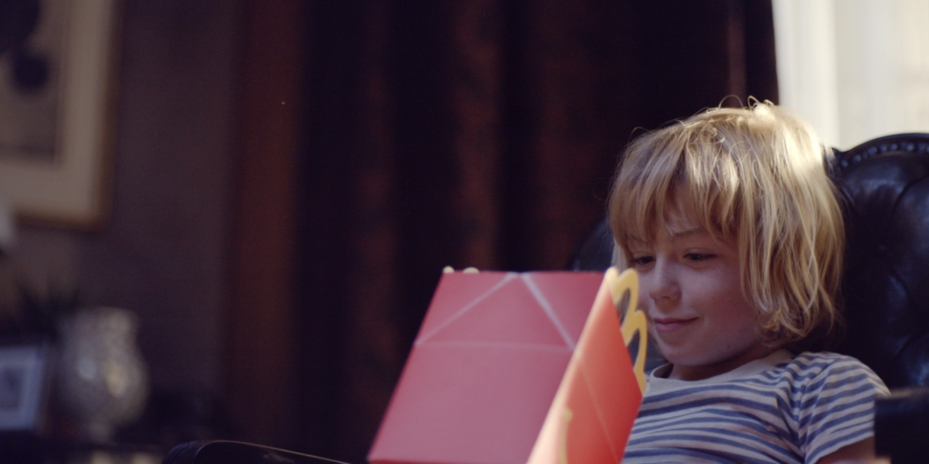 McDonald's Happy Meal Box Gets a Second Life as a Toy in Sentimental Ad