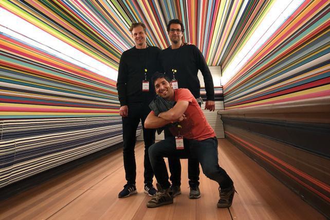 Creatives You Need To Know: Robbin Ingvarsson, Arnau Bosch And Kako Mendez