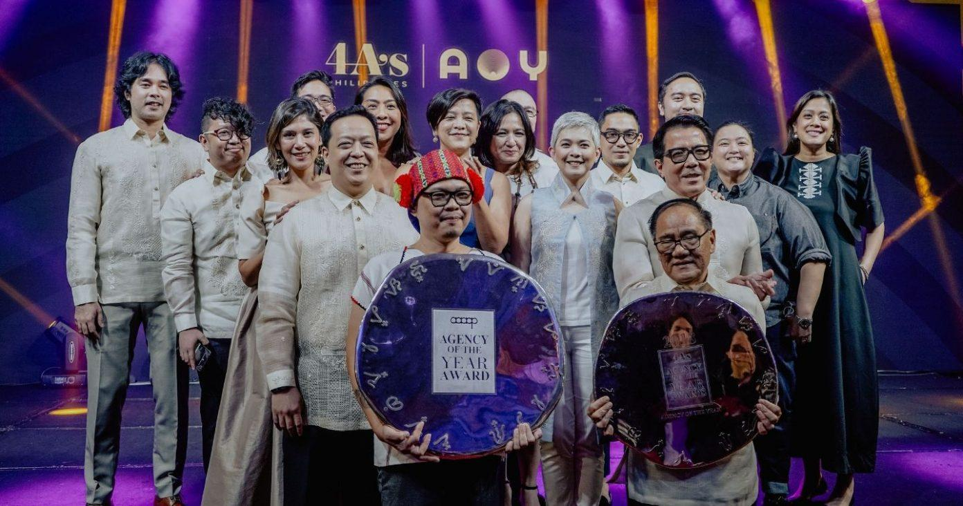 TBWA\Santiago Mangada Puno Wins Agency of the Year