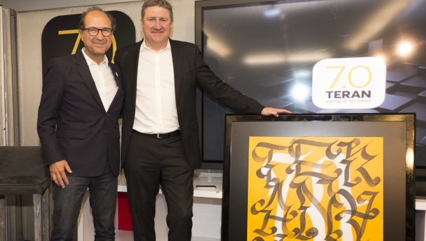 TERAN\TBWA Turns 70 & Receives a Visit from Troy Ruhanen