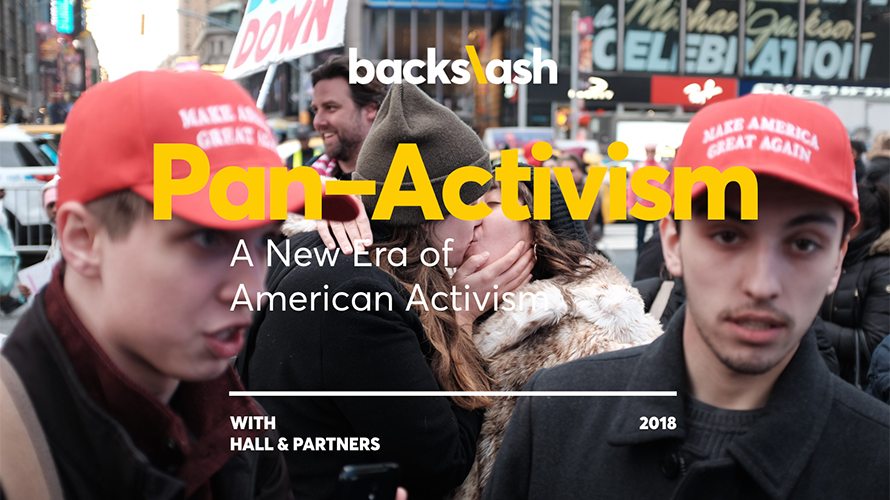New Study Reveals 85% of Americans Participated in Cultural Protests Last Year