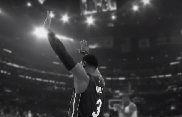 John Legend Sings '3 Is The Magic Number' for Gatorade's Dwayne Wade Tribute